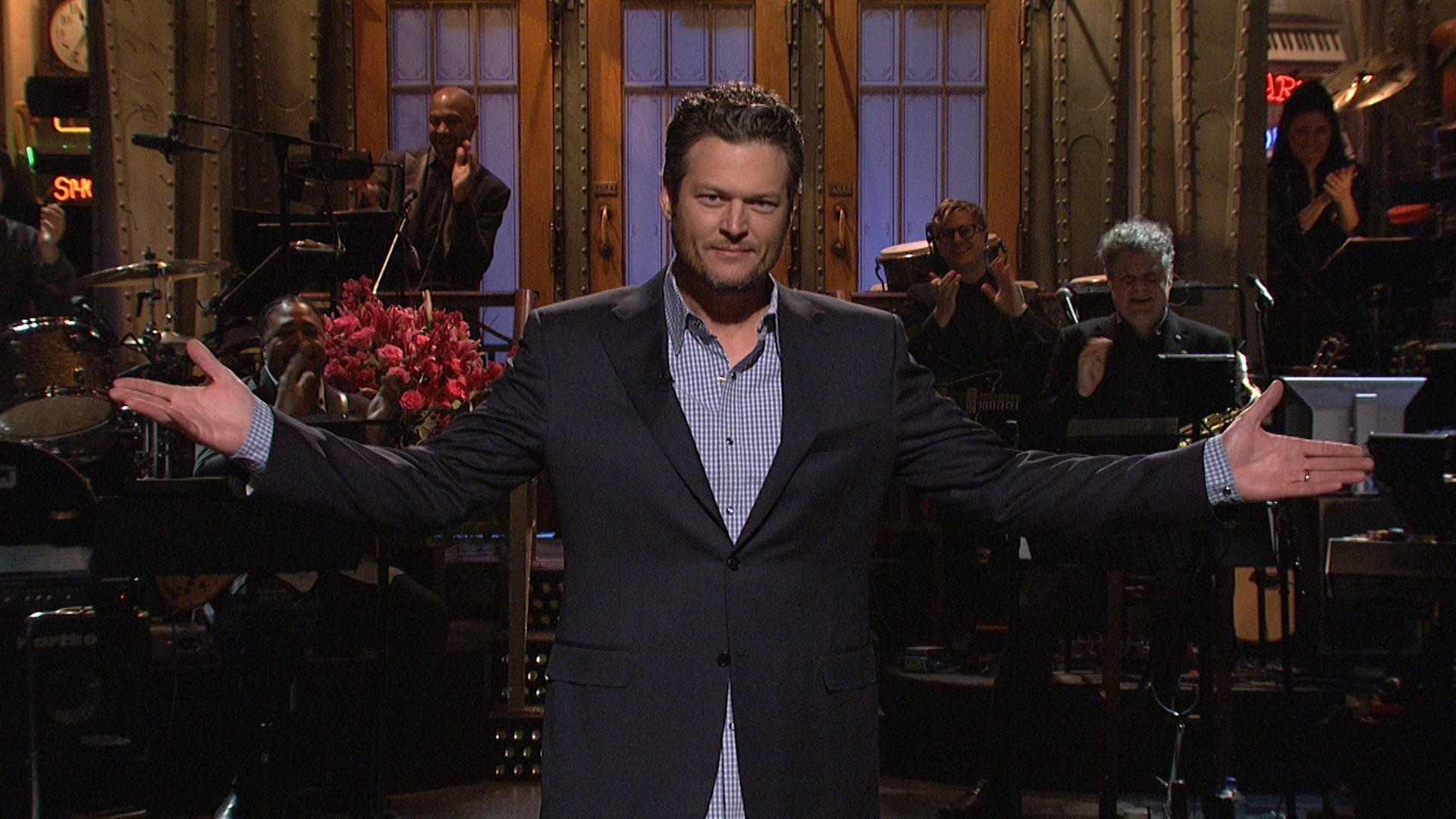 'SNL' Recap: Blake Shelton Charms, But the Show Was Out of Tune