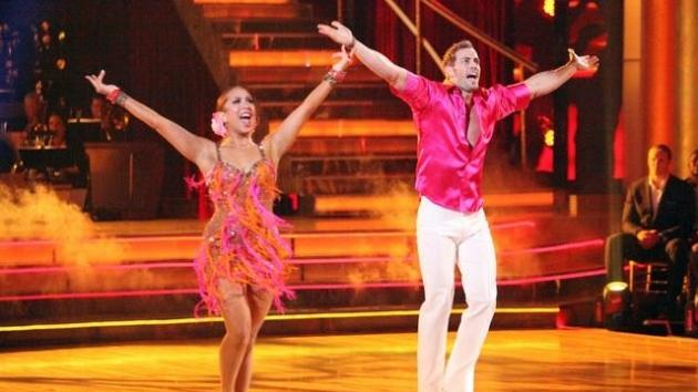 Cheryl Burke and William Levy take on the samba on the 'Dancing with the Stars' semifinals, May 14, 2012 -- ABC