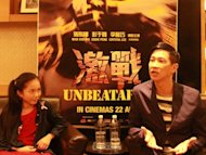 "Nick Cheung talks ""Unbeatable"""