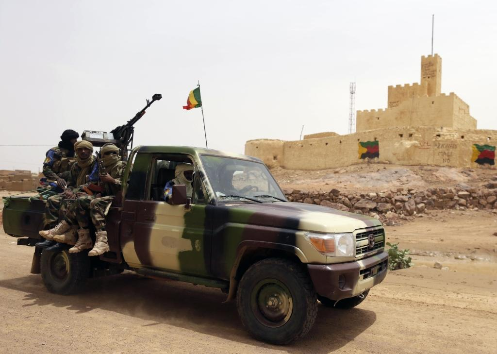 Civilians killed as armed groups clash in Mali