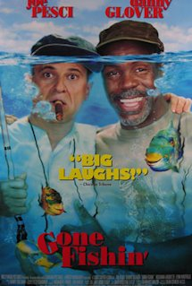 Poster of Gone Fishin'