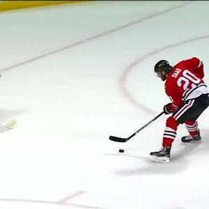 Saad speeds up to score SHG on breakaway against Andersen
