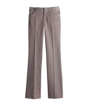Banana Republic viscose-blend pants