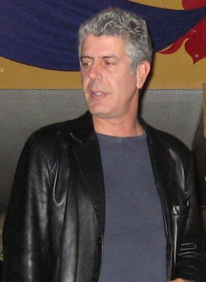 Celebrity Chef and foodie Anthony Bourdain has some choice words for Paula Deen.