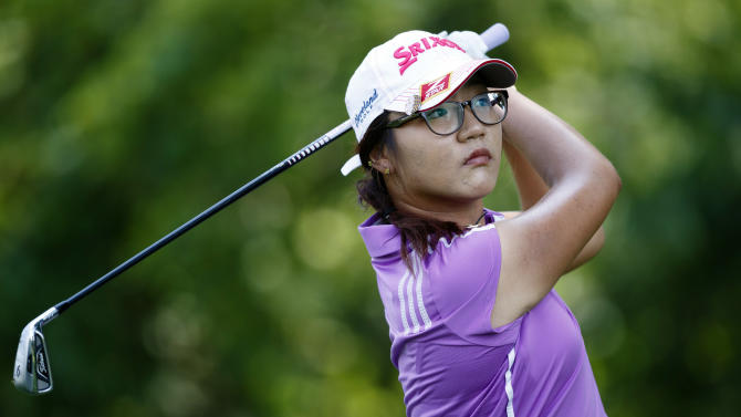 Teen star Ko files petition with LPGA to turn pro