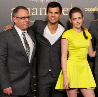 Twilight Finale Wins Razzies For Worst: Also Kristin Stewart, Taylor Lautner, Bill Condon