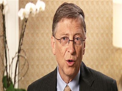 Bill Gates on Poverty and the U.S.