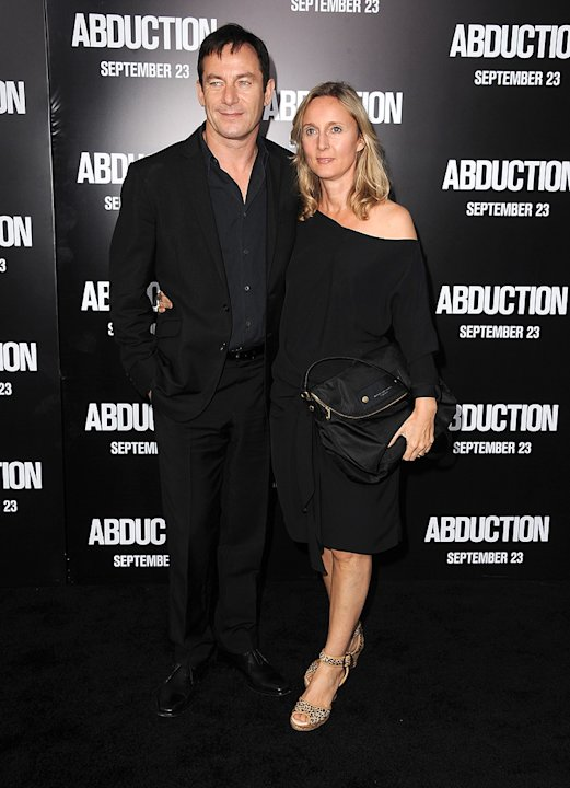 Abduction LA Premiere 2011 Jason Isaacs