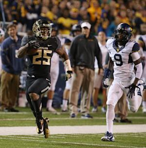 Big offensive stats not surprise to No. 15 Baylor