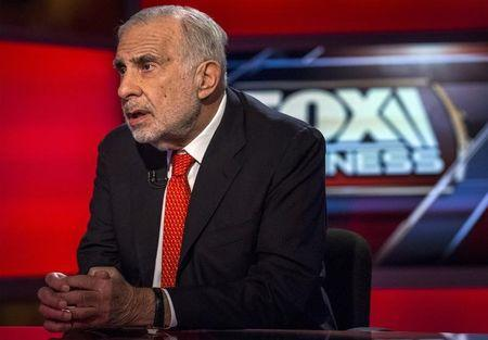Icahn's investment fund posts first loss since 2008 on oil plunge