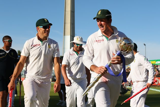 Australia v South Africa - Third Test: Day 4