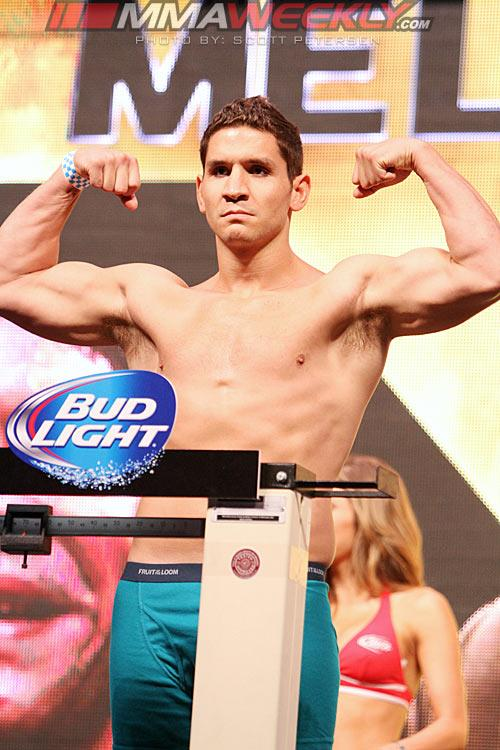 Brian Melancon Agrees to Fight Kelvin Gastulem at UFC Fight Night 27