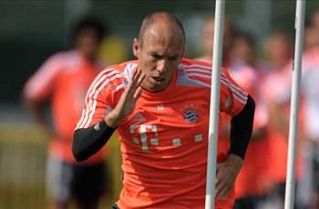 Robben unaware of AC Milan interest