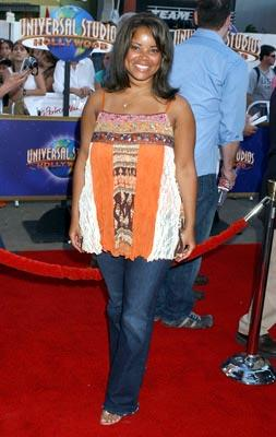 Kimberley Locke at the Universal City premiere of Universal Pictures' The Perfect Man