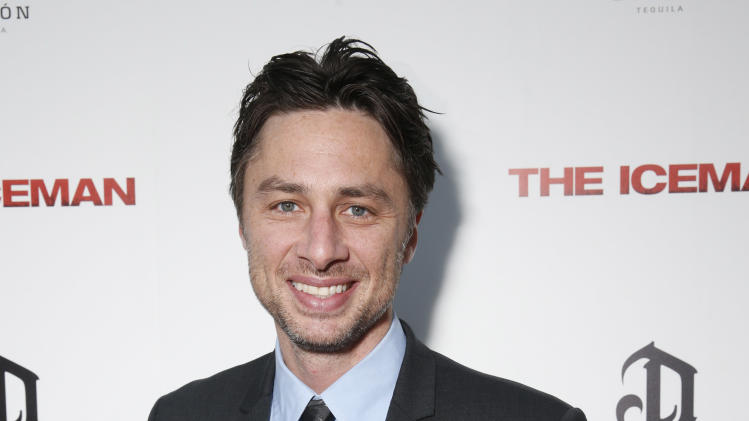 Zach Braff raises $2M on Kickstarter in 3 days