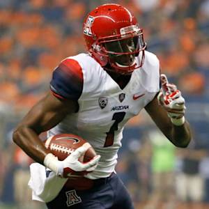 Arizona's Cayleb Jones On Hail Mary's Impact