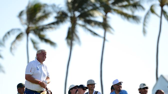 PGA: Sony Open in Hawaii-First Round