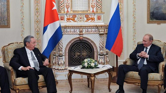 Putin Writes Off $32 Billion of Cuba's Debts to Russia