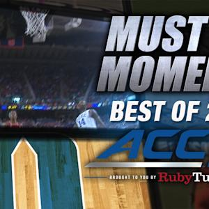 Duke's Jabari Parker Flushes Fast Break Dunk | Best of 2014 Must See Moment