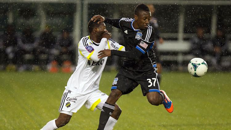 MLS: Preseason-AIK vs San Jose Earthquakes