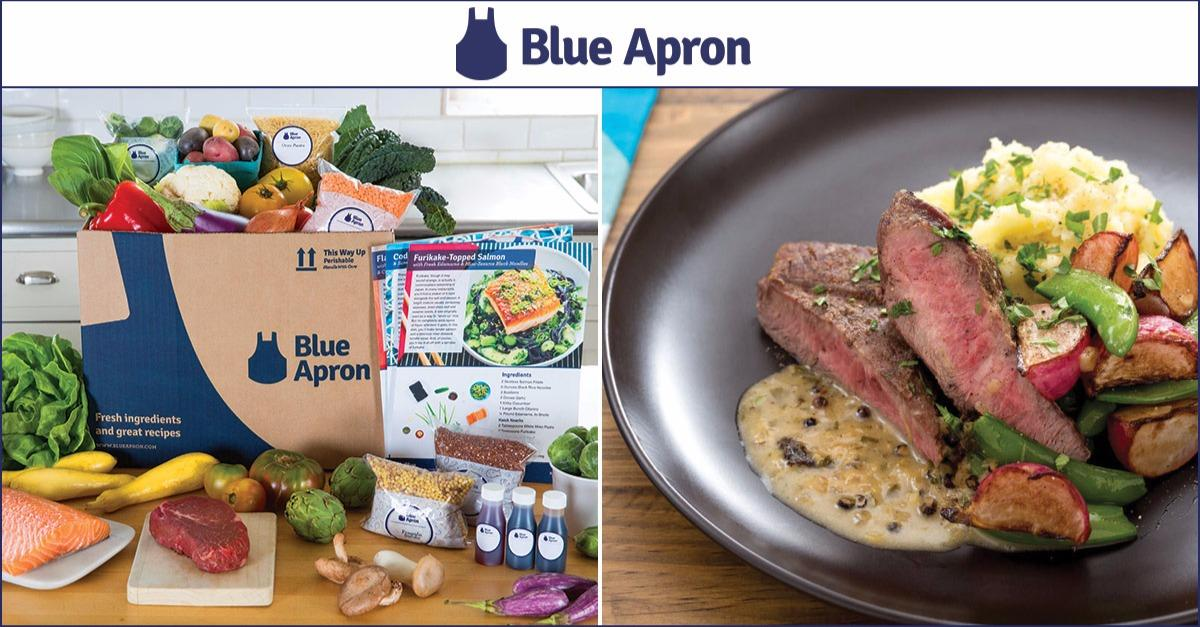 Blue Apron - Try Today & Get $20 Off!