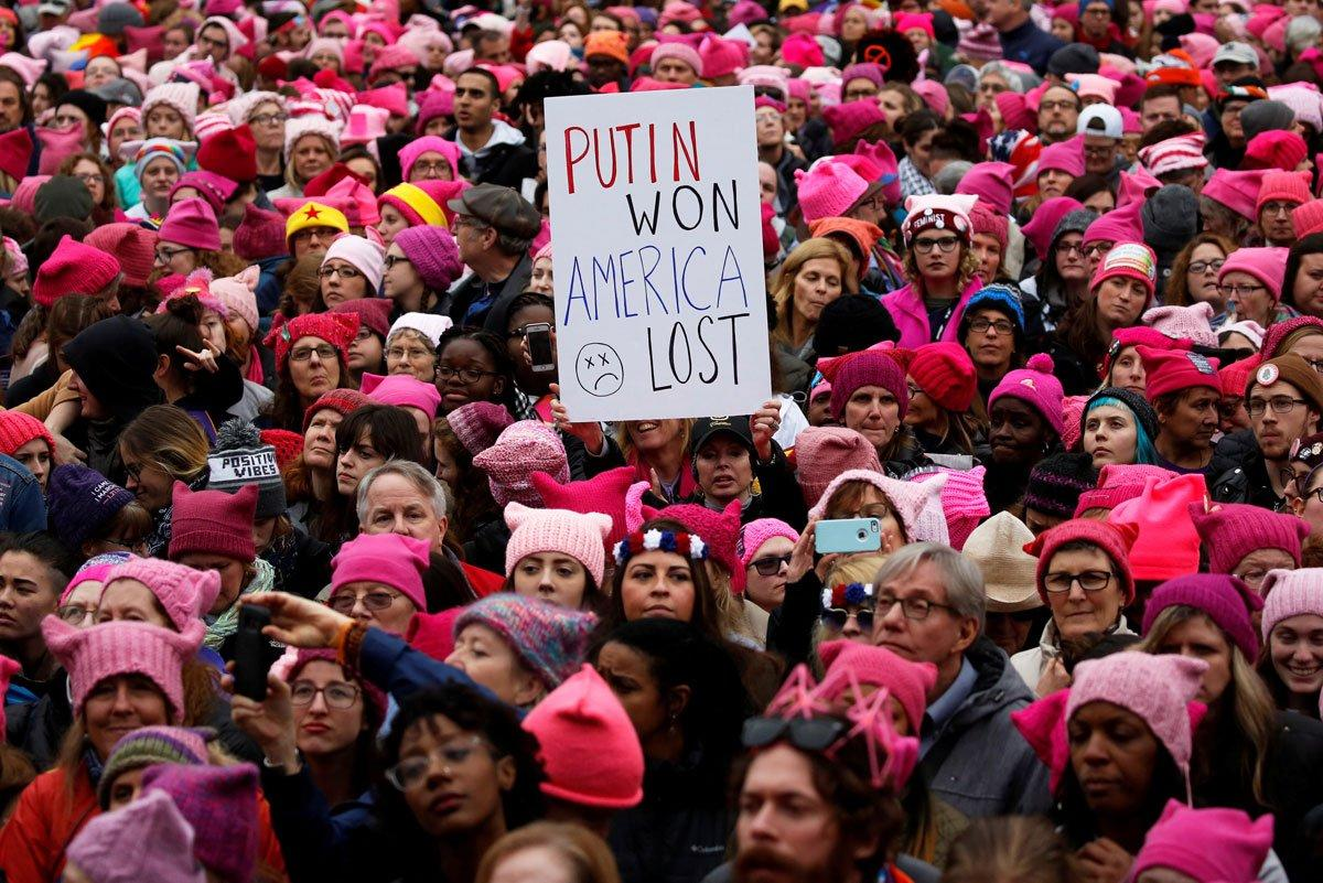The Power of the Pink Hat: Here's How Democrats Can Win America Back