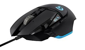 Logitech Launches First-of-Its-Kind Logitech G Tunable Gaming Mouse
