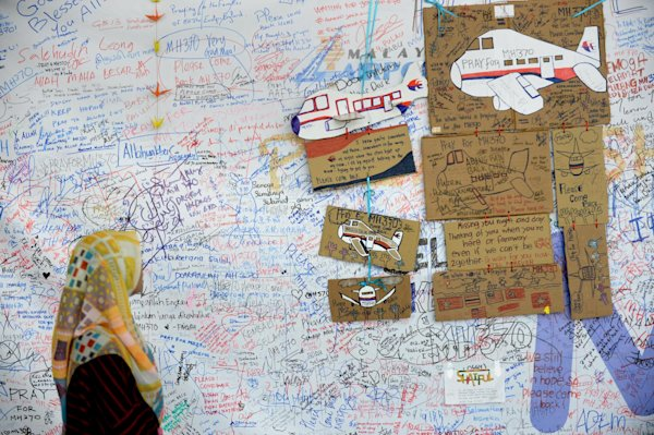 First lawsuit filed in Malaysia over flight MH370