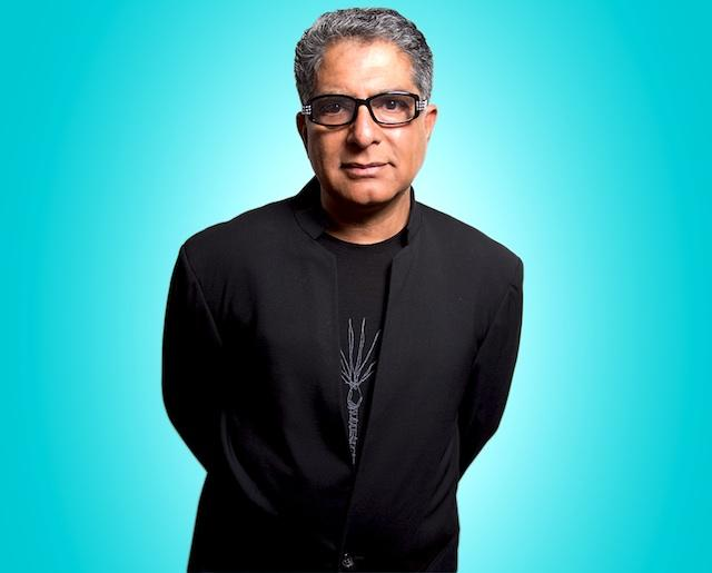 Deepak Chopra: Spirituality in The Age of Social Media