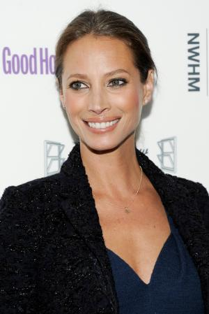 """FILE - In this April 12, 2011 file photo, model Christy Turlington attends Good Housekeeping's 'Shine On' Women Making History theatrical event at Radio City Music Hall in New York. Burns aims to honor mothers by laying low on Mother's Day. Her No Mother's Day Mother's Day is a way to draw attention to maternal mortality, the cause at the heart of the Every Mother Counts advocacy campaign she founded in 2010. It's also a way to get back to the basics and, hopefully, cut through """"all the noise"""" that now comes with a holiday that the National Retail Federation estimates will come with an $18.6 billion price tag in spending by Americans this year. (AP Photo/Evan Agostini, file)"""