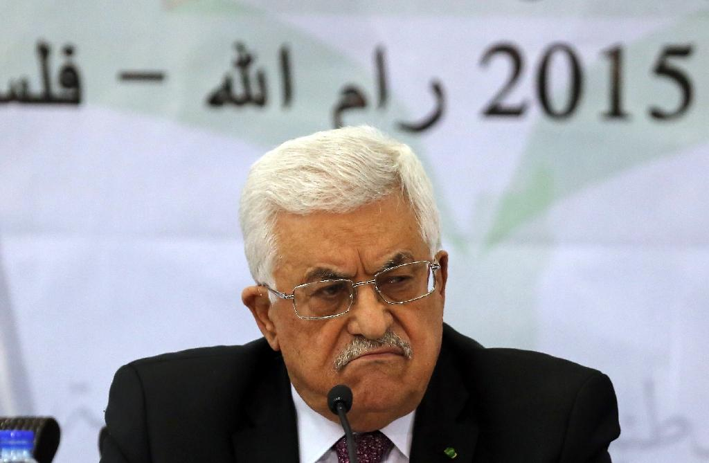 Palestinian leader Abbas says talks with Israel still on table