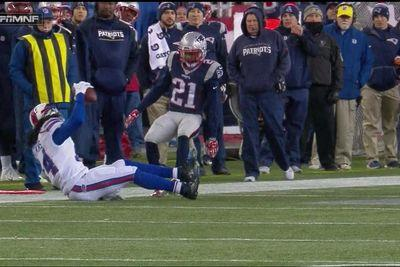 Did the refs cost the Bills an extra play at the end of 'Monday Night Football'?