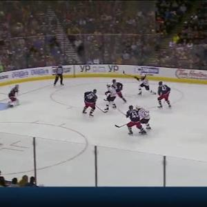 Sergei Bobrovsky Save on Reilly Smith (14:29/3rd)