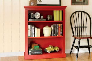 Build a small bookcase
