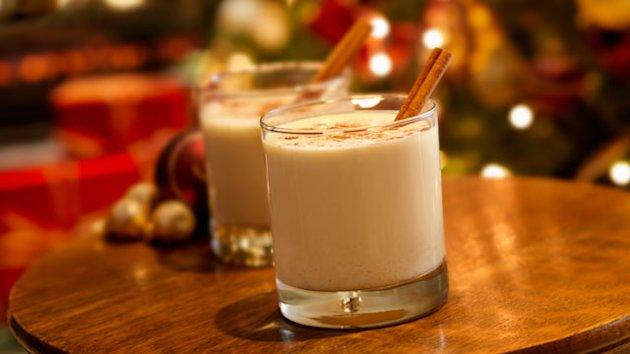 Holiday Miracle? Homemade Eggnog Kills Salmonella With Booze (ABC News)