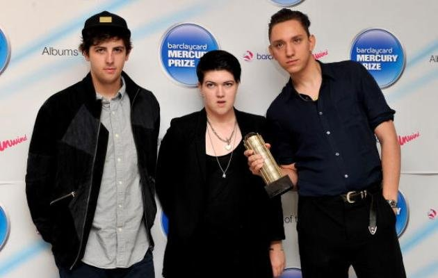 The xx coming to Singapore on 2 August 2013 (Getty Images)
