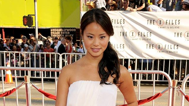 XFiles I Want to Believe Hollywood Premiere 2008 Jamie Chung