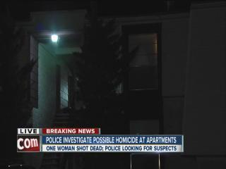 Woman shot dead at east Tulsa apartments