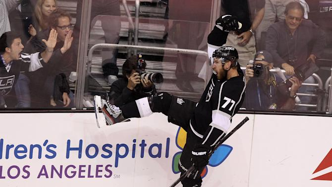 2012 NHL Stanley Cup Final – Game Three