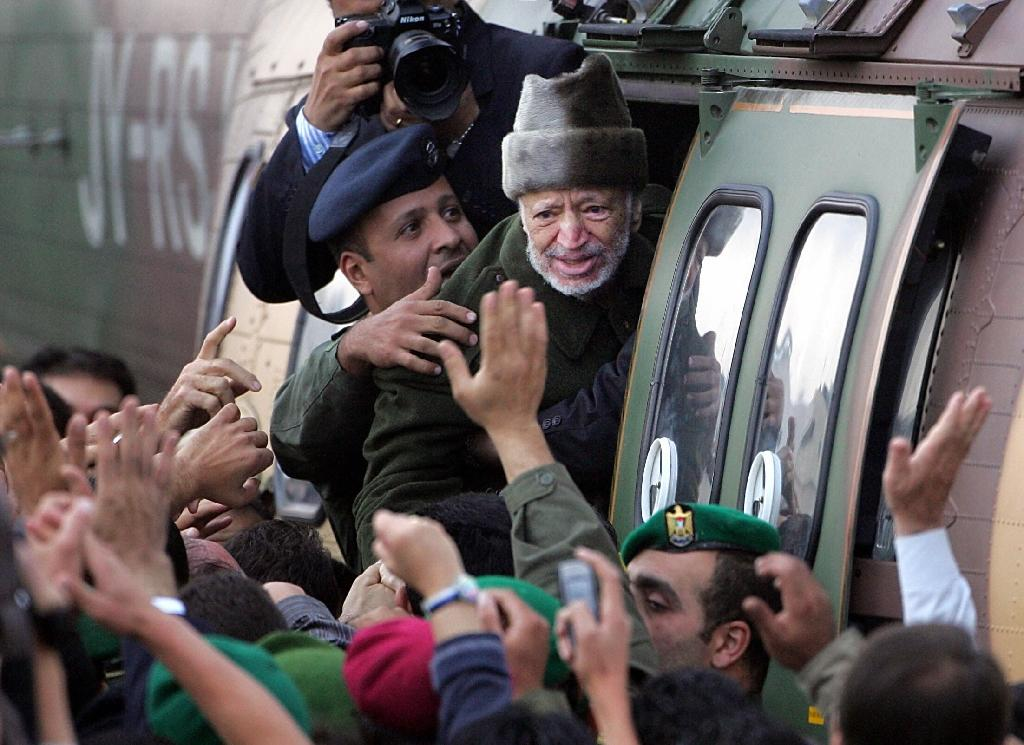 French judges end enquiry into Arafat's 2004 death