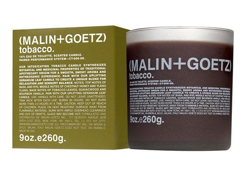 Tobacco by Malin + Goetz