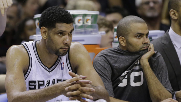 Ageless Duncan enjoys Spurs' latest playoff run