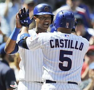 Soler, Cubs hand Brewers 6th straight loss