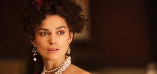 Keira Knightley & Joe Wright Risked Creative Reversal For Hypnotic, Sumptuous Anna Karenina