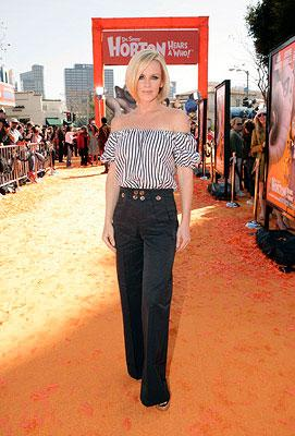 Jenny McCarthy at the Los Angeles premiere of 20th Century Fox's  Dr. .Seuss' Horton Hears a Who