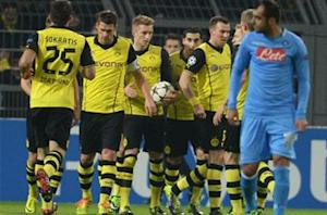 Klopp thrilled with Dortmund defense in 'spectacular' win