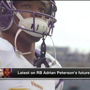 Adrian Peterson doesn't expect to win appeal