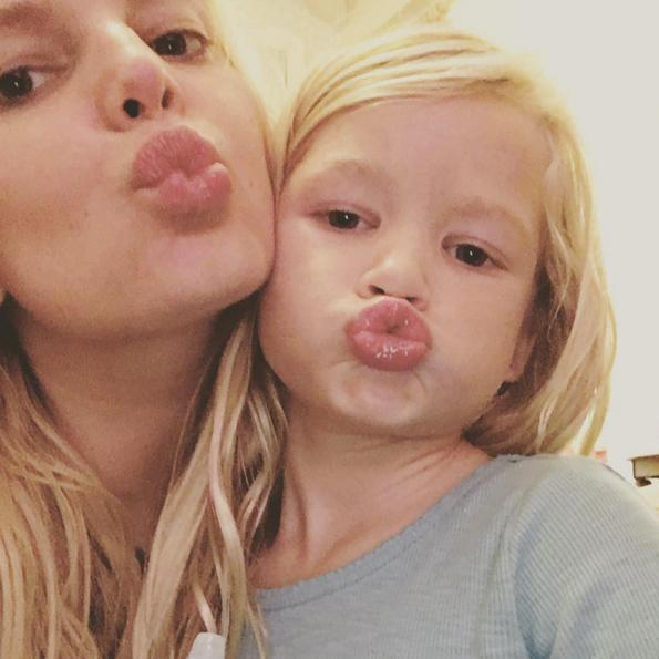 6 Times Celebrity Kids Mimicked Their Famous Mommies