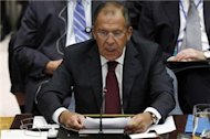 Russia backs UN probe of Syria attack