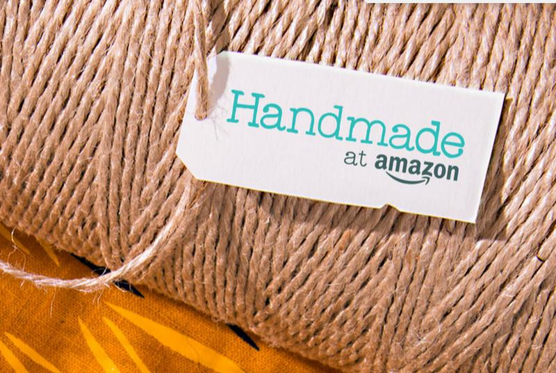 Amazon launches Etsy competitor Handmade at Amazon